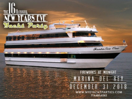 New Year's Eve Yacht Party @ Fantasea One Yacht | Newport Beach | California | United States