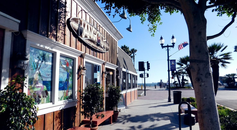 Ocean View Restaurant Seal Beach