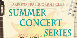 Arroyo Summer Concert Series