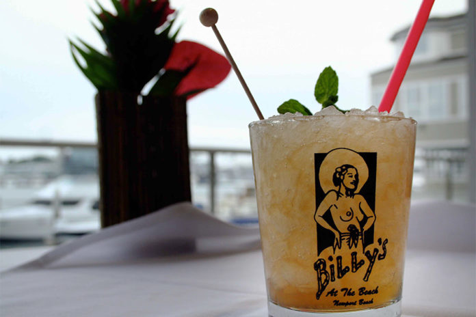 Billys Mai Tai Copy Mini