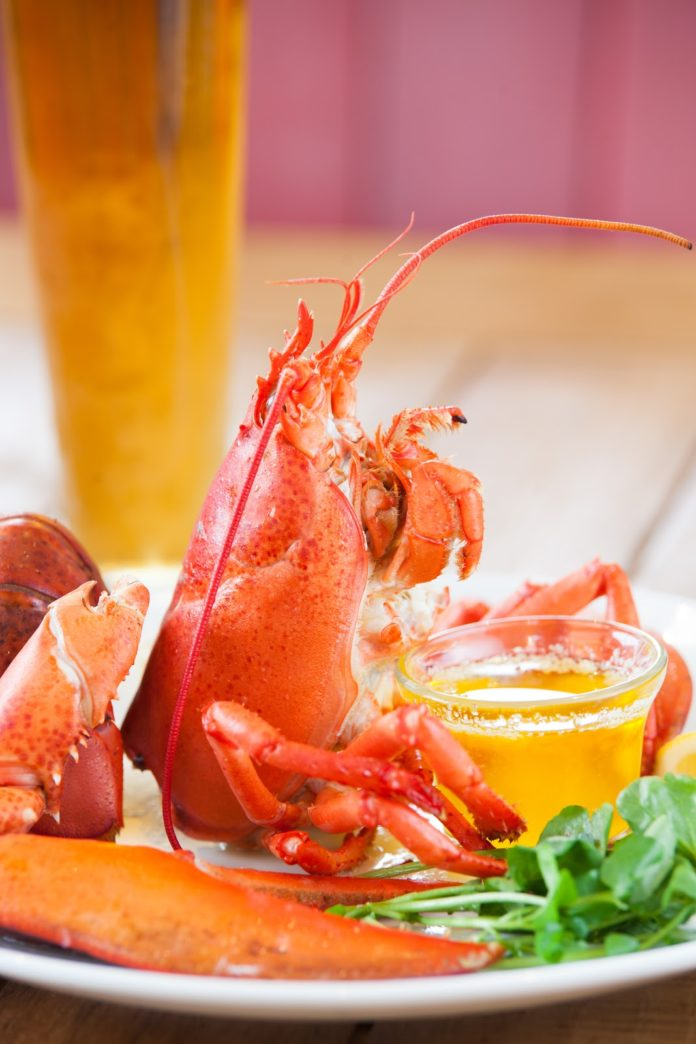 Ways & Means National Lobster Day