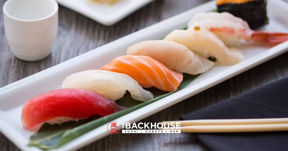 Backhouse Sashimi