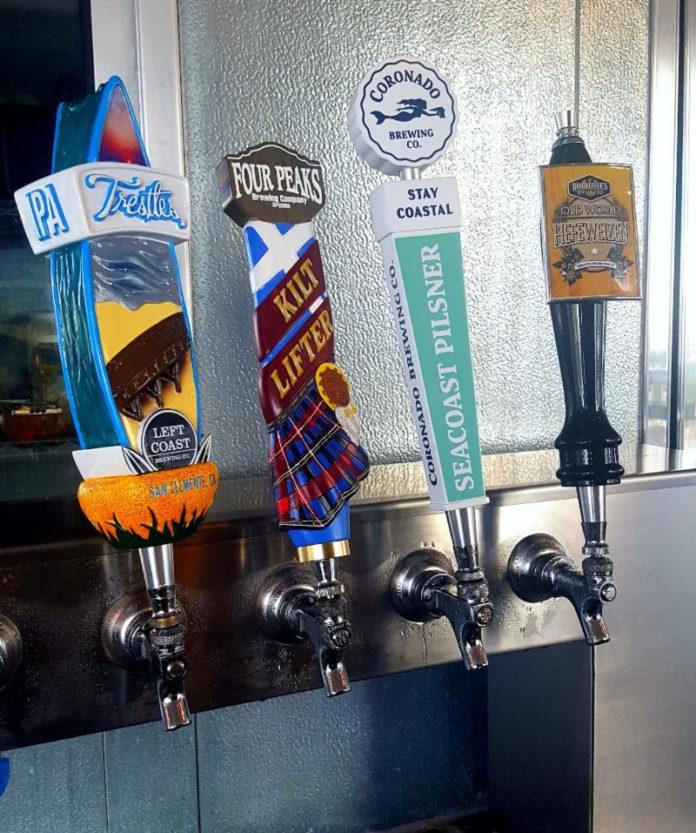 TackleBox Beer Selections