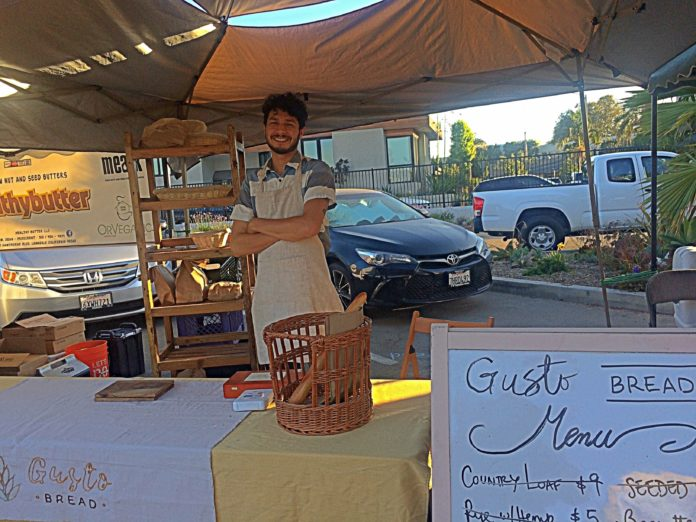 Gusto Bread At Wednesday Market