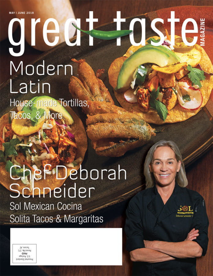 Great Taste Magazine 2018 May June Issue