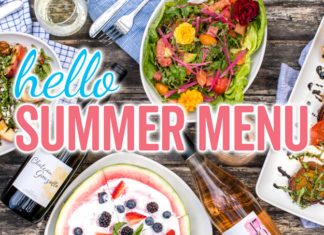 Greenleaf New Summer Menu