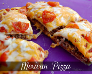 Mexican Pizza