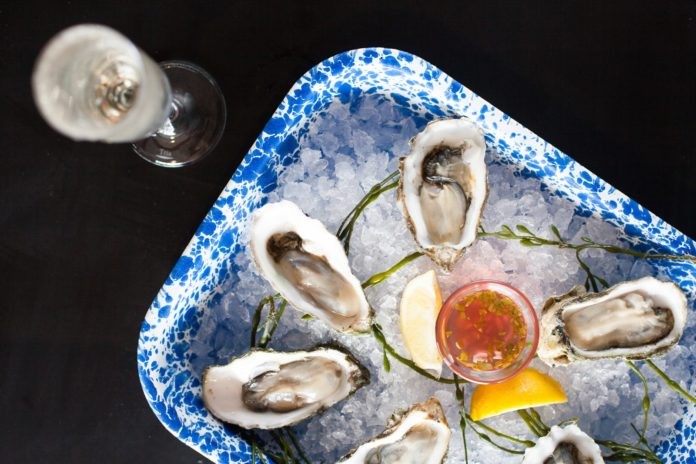 Ways And Means Half Dozen Oysters