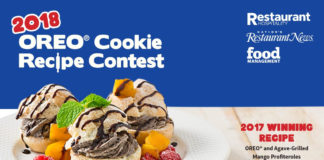 Oreo Cookie Recipe Competition