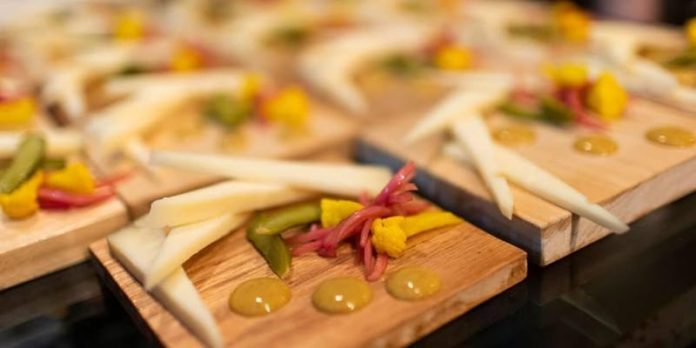 Bxcr Cheese Plating Class