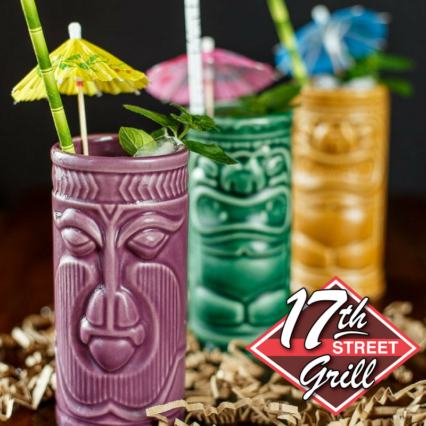 Tiki Night @ 17th Street Bar & Grill - Tustin