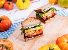 Summer Heirloom BLT