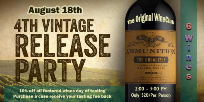 The Original Wine Club Release Party