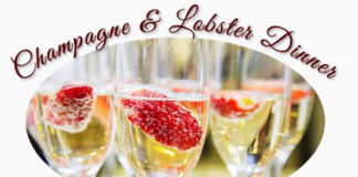 The Winery Tustin Champagne Lobster