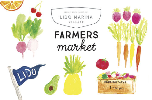 Lido Bottle Works Farmer Market