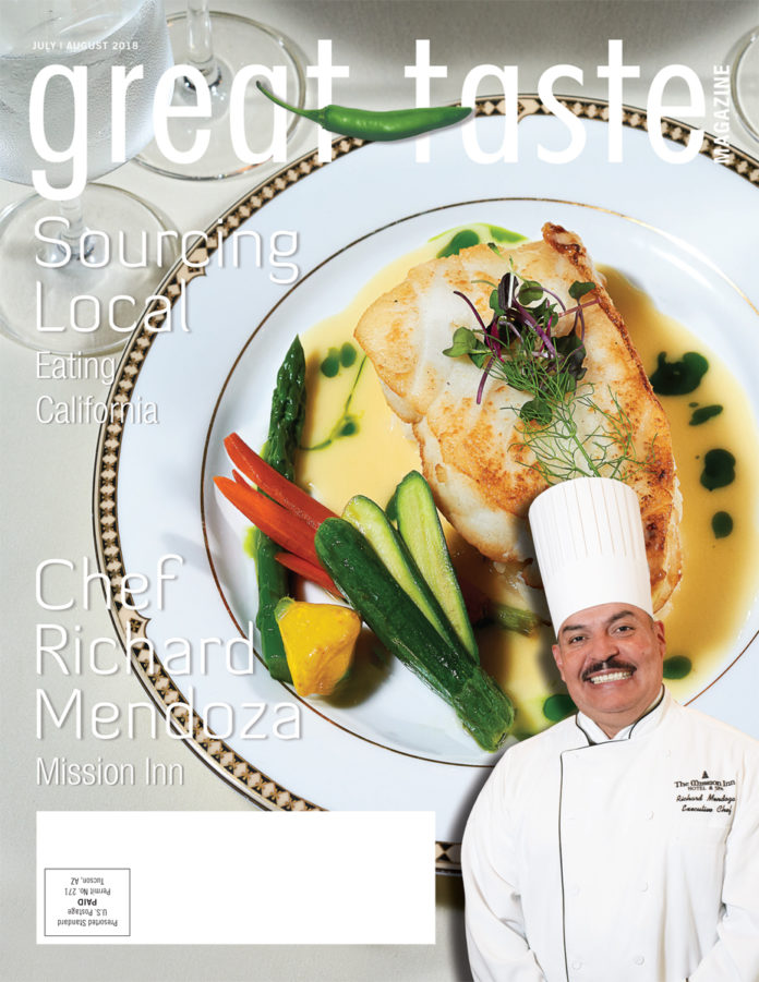 Great Taste Magazine 2018 July August Issue