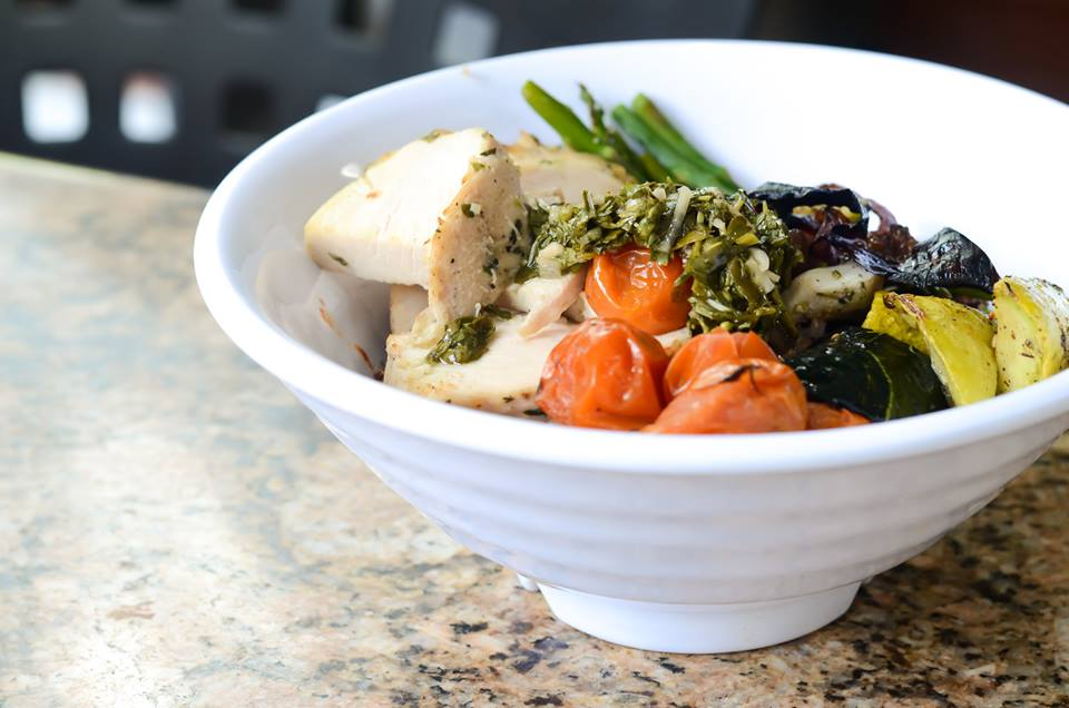 Ivy Kitchen Bowl