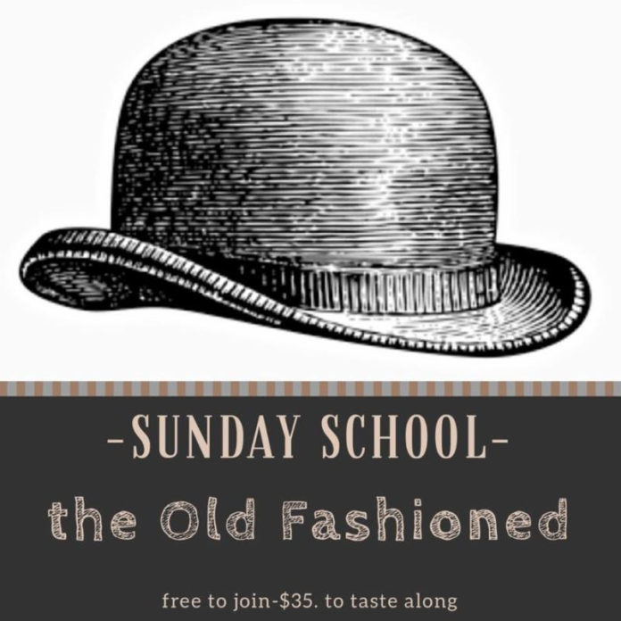 The Cellar Sunday Old Fashioned