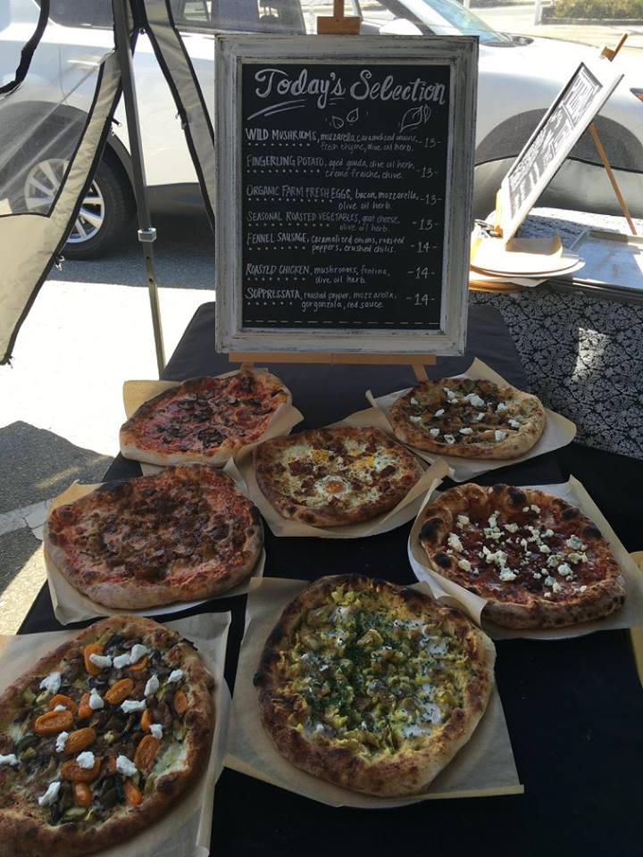 Terra Wood Fired Pizzas