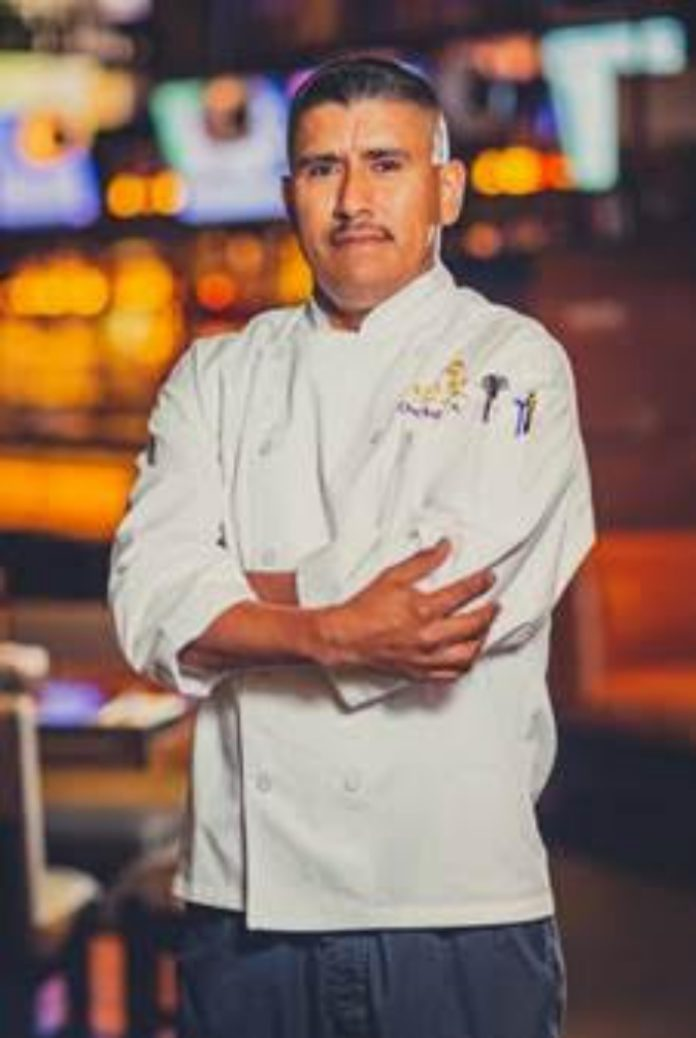 Pechanga's Chef Acosta