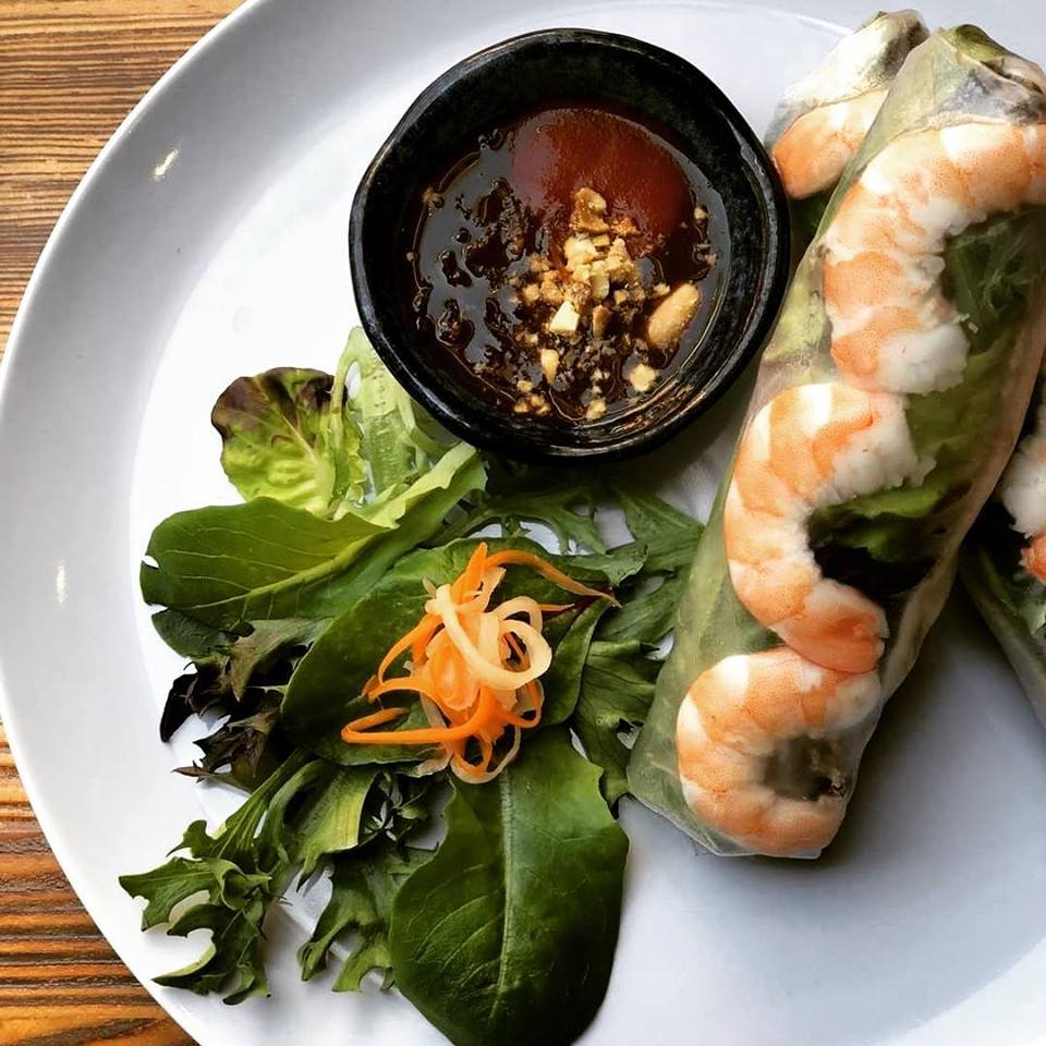 Another Kind Spring Roll