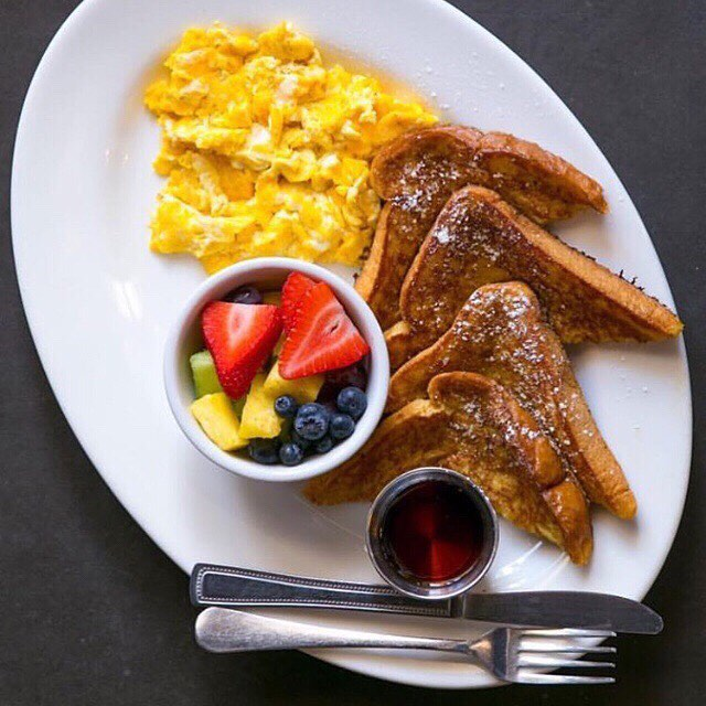 Lost Bean French Toast