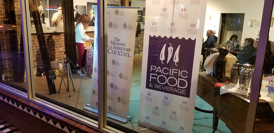 Pacific Food & Bev Outside
