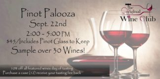 Original Wine Club Pinot Palooza