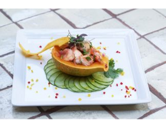 18 07 Pg14 CHEF RichardMendoza RecipeShrimpCeviche