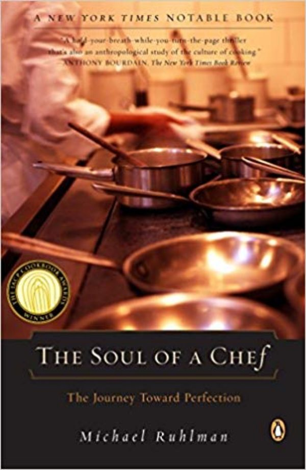 The Soul Of A Chef Cover