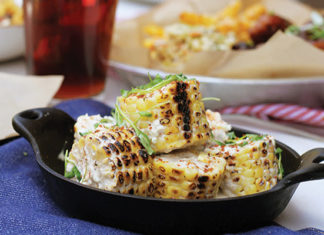 Lazy Dog Street Corn