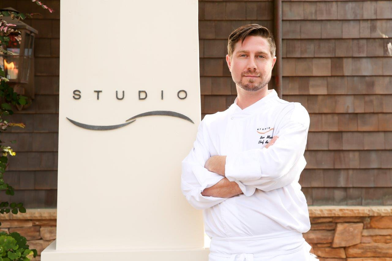 Studio Chef Ben Martinek