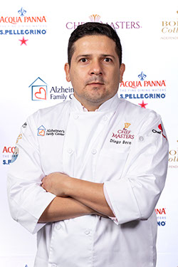 Chef Diego Bernal