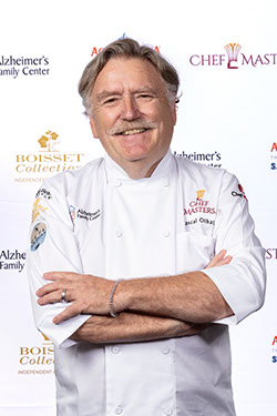 Chef Pascal Olhats