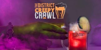 The District Creepy Crawl