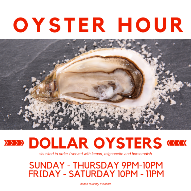 Connie & Ted's Oyster Hour