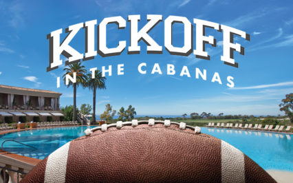 Kickoff in the Cabanas @ Coliseum Pool & Grill - Newport Beach | Newport Beach | California | United States