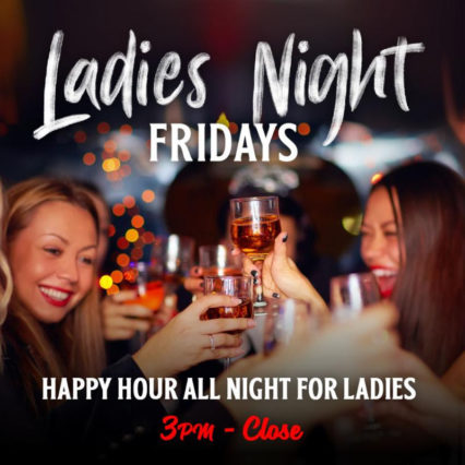 Ladies Night Friday @ Tackle Box - Costa Mesa | Costa Mesa | California | United States