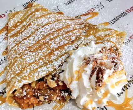 November Crepe of the Month @ Crepes Bonaparte - Fullerton | Fullerton | California | United States