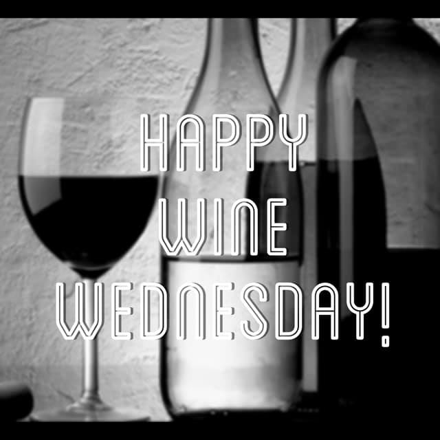 Red Table Wine Wed