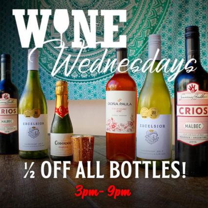 Wine Wednesday @ Tackle Box - Costa Mesa | Costa Mesa | California | United States