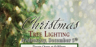 Arroyo Trabuco Tree Lighting