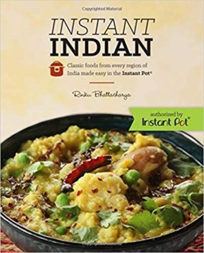 Instant Indian Cookbook