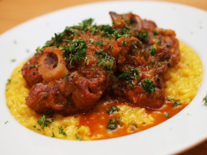 Osso Bucco Weekend Special @ Ti Amo by Il Barone - Laguna Beach