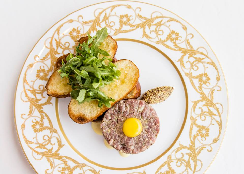 Scotch 80 Prime Steak Tartare