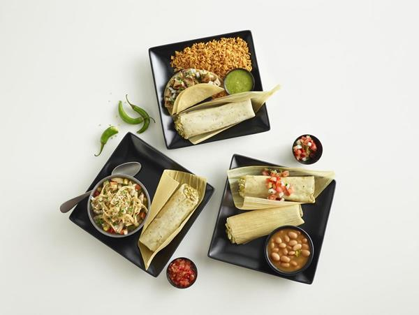 El Pollo Loco Tamale Platters Group