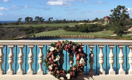 A Holiday Season Filled with Delights @ Coliseum Pool & Grill at Pelican Hill - Newport Beach