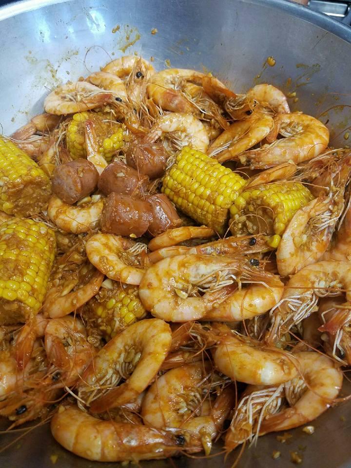 Crazy Creole Shrimp
