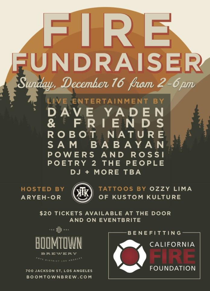 Boomtown Fire Funds