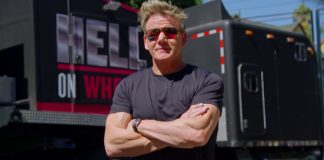 Gordon Ramsay Hell on Wheels